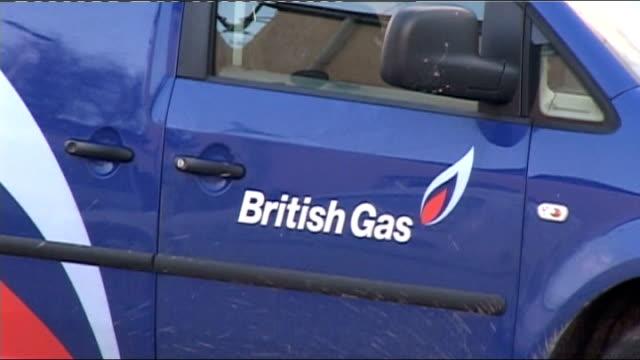 lib british gas van - carbon monoxide stock videos & royalty-free footage