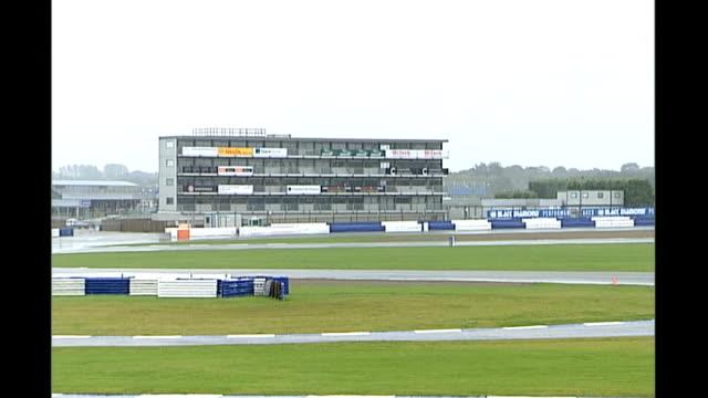 british grand prix under threat; northamptonshire: silverstone: general views track - silverstone stock videos & royalty-free footage