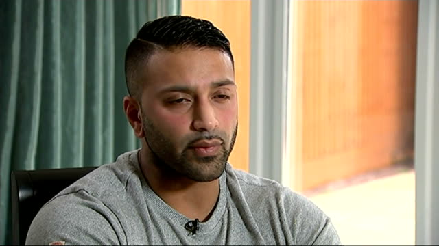 british man still held in detention in guantanamo bay after 13 years ruhal ahmed interview sot i was there for about a year and a half and thought... - former stock videos and b-roll footage
