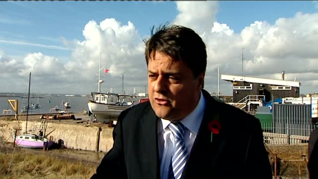 interview with bnp leader nick griffin nick griffin interview sot this is an explanation of what we think needs to be done over the fact that that... - representing stock videos and b-roll footage