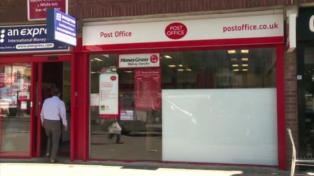 british postal workers begin what could become the longest strike in the post office's 300 year history as part of a wave of industrial action that... - strike industrial action stock videos & royalty-free footage