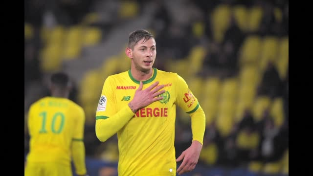 British Premier League club Cardiff City's record new signing Argentina born striker Emiliano Sala was on board a light aircraft that disappeared...