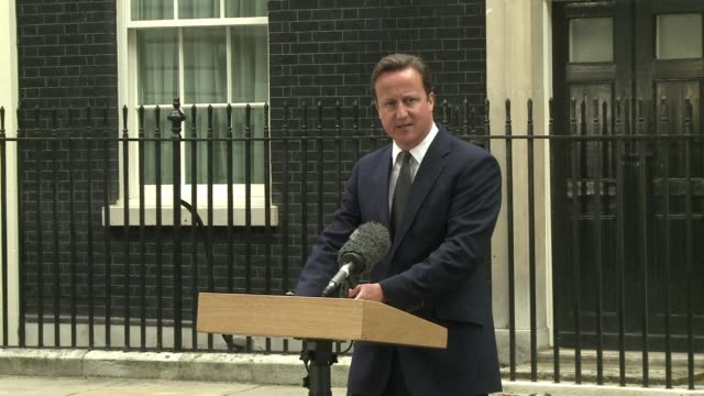 british prime minister david cameron recalled parliament and ordered thousands of extra police onto the streets after britain's worst rioting in... - prime minister of the united kingdom stock videos & royalty-free footage