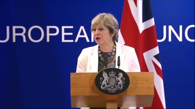 British Prime Minister Theresa May said Friday that Britain would only agree a detailed financial settlement for Brexit once its future relationship...