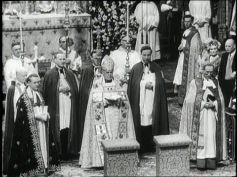 british princess margaret marries antony armstrong jones at westminster abbey. - married stock videos & royalty-free footage