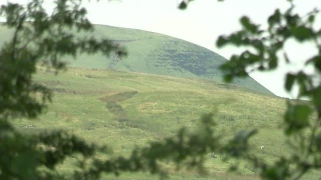 British soldier Josh Hoole dies on Brecon training exercise WALES Brecon GVs Brecon Beacons