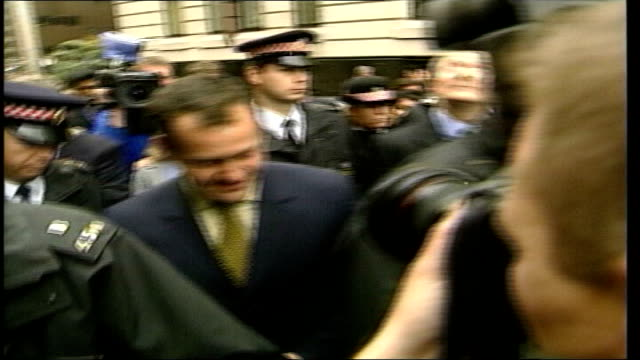 Morgan sacked from Daily Mirror LIB ENGLAND London Former Royal butler Paul Burrell along after court case