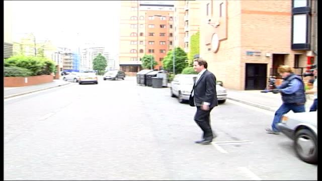 Morgan sacked from Daily Mirror ITN ENGLAND London Morgan across