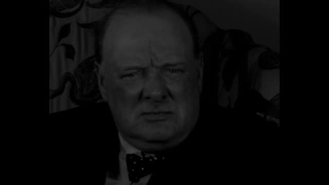 it is surely a great mystery that we should all be so much poorer now than we were two or three years ago why should the whole world suddenly have... - winston churchill stock videos & royalty-free footage