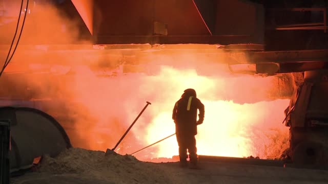 GBR: FILE: British Steel faces uncertain future
