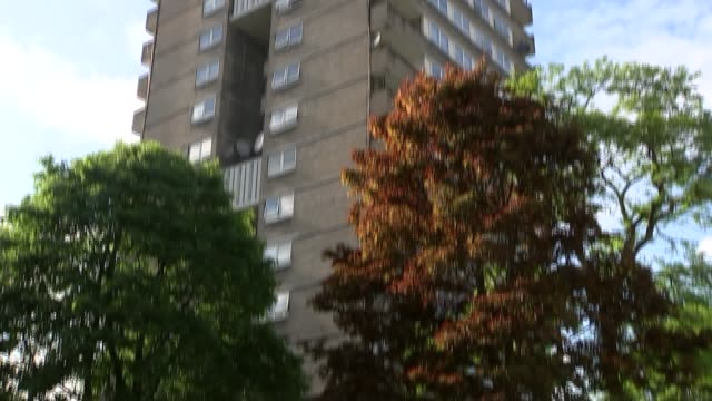 British suicide bomber helped Islamic State take city of Ramadi West London GV 'Whitstable House' tower block