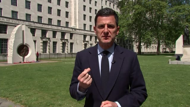 British troops and veterans to be given stronger protection against prosecution ENGLAND London Westminster Victoria Embankment Reporter to camera