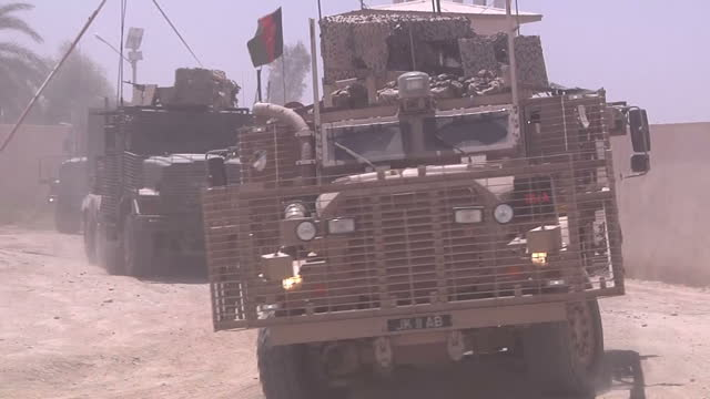 British troops have now been withdrawn from the Nade Ali district in Afghanistan For the last 6 years the area was one of the most violent in the...