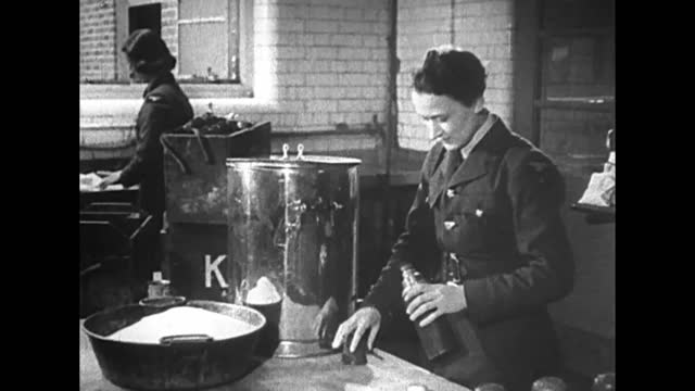 british women in army - only women stock videos & royalty-free footage