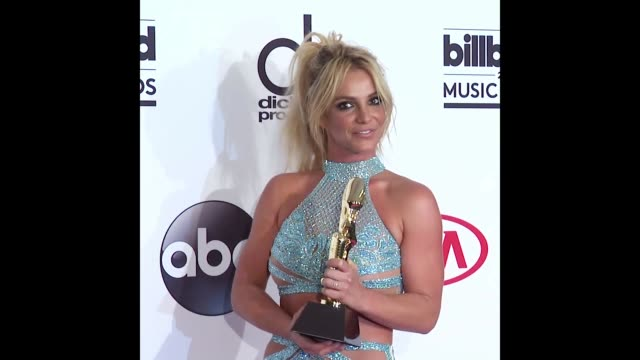 Britney Spears at the 2016 Billboard Music Awards Press Room on May 22 2016 in Las Vegas Nevada