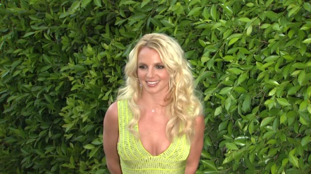 Britney Spears at the Southern Style St Bernard Project Event With Ambassador Britney Spears at Beverly Hills CA