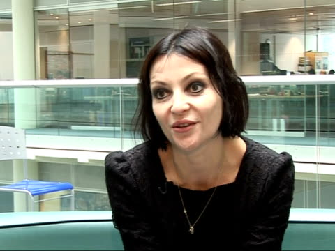 Britpop singer Pearl Lowe interview Talks about her work with the Crisis homelessness charity as an ambassador / Supports their work with addicts /...