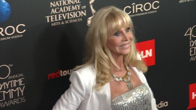 Britt Ekland at The 40th Annual Daytime Emmy Awards on 6/16/13 in Los Angeles CA