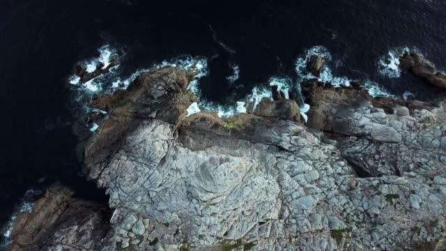 vidéos et rushes de brittany coasts - littoral