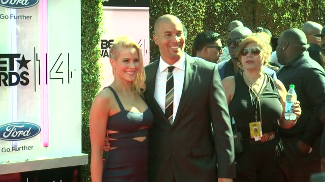 Brittany Daniel at the 2014 BET Awards on June 29 2014 in Los Angeles California
