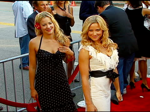 brittany daniel at the 'little man' premiere at the mann national theatre in westwood, california on july 6, 2006. - mann national theater stock videos & royalty-free footage
