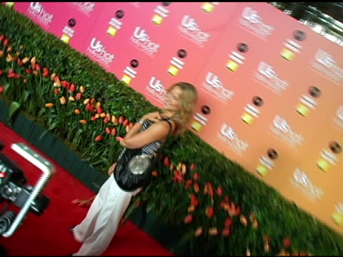 brittany daniel at the us weekly hot hollywood awards at republic restaurant and lounge in los angeles, california on april 26, 2006. - us weekly stock videos & royalty-free footage