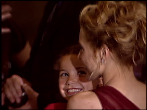 brittany murphy at the 'uptown girls' premiere at the cinerama dome at arclight cinemas in hollywood california on august 4 2003 - arclight cinemas hollywood stock videos and b-roll footage