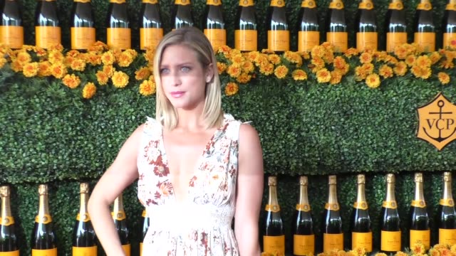 Brittany Snow at the sixth annual Veuve Clicquot Polo Classic at Will Rogers Historic State Park in Pacific Palisades at Celebrity Sightings in Los...