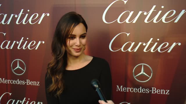 INTERVIEW – Bérénice Marlohe on being a part of PSIFF at the 26th Annual Palm Springs International Film Festival Awards Gala Presented By Cartier on...