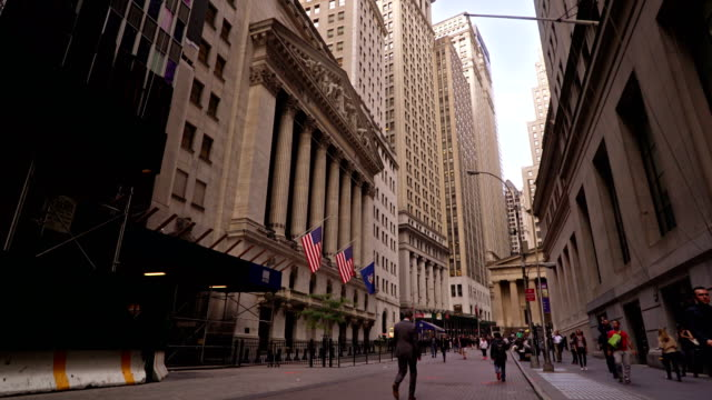 Broad Street and New York Stock Exchange