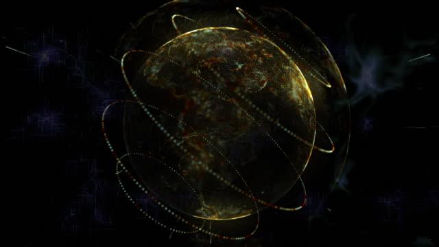 Diffusion terre globe