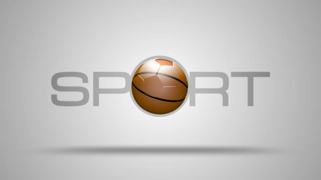 broadcast sport animation - volleyball sport stock videos and b-roll footage