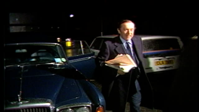 broadcaster david frost dies aged 74 as010283007 / 010201983 camden david frost arrives at tvam studios - david frost broadcaster stock videos and b-roll footage