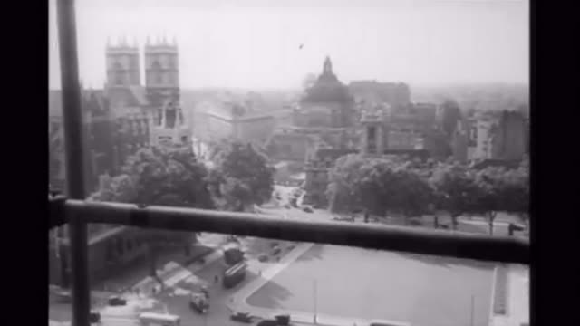 60th anniversary of itv and itn westminster ext view over parliament square from lift as rising itn editorial team sat around table - editorial stock videos & royalty-free footage