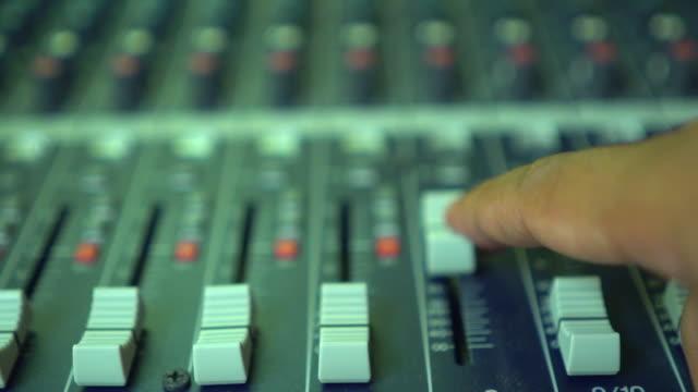 Omroep studio