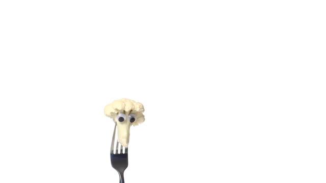 stockvideo's en b-roll-footage met broccoli dancing and talking - bestek
