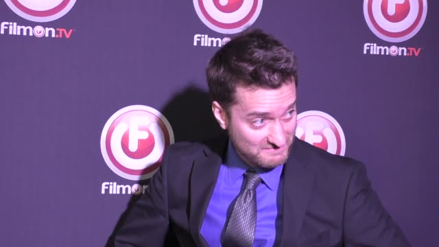 Brock Baker at the Bob Thunder Internet Assassin Premiere at Egyptian Theatre in Hollywood at Celebrity Sightings in Los Angeles on October 27 2015...