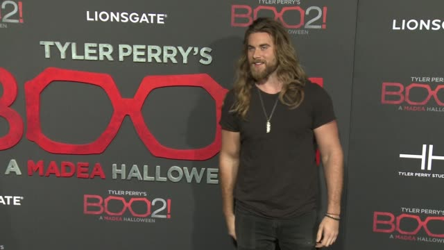 """Brock O'Hurn at Lionsgate Presents the Los Angeles Premiere of Tyler Perry's """"Boo 2 A Madea Halloween"""" in Los Angeles CA"""