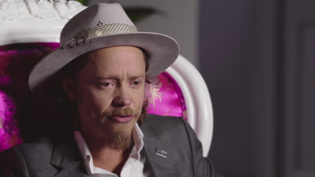 brock pierce talks about robots replacing humans in los angeles, ca on march 28, 2020. - computer equipment stock videos & royalty-free footage