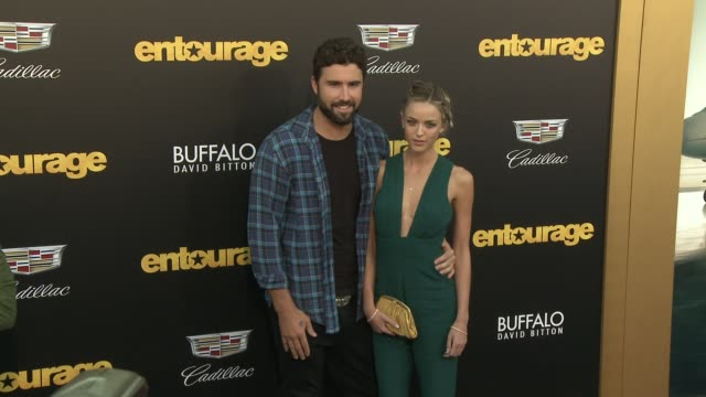 Brody Jenner at Entourage Los Angeles Premiere at Regency Village Theatre on June 01 2015 in Westwood California