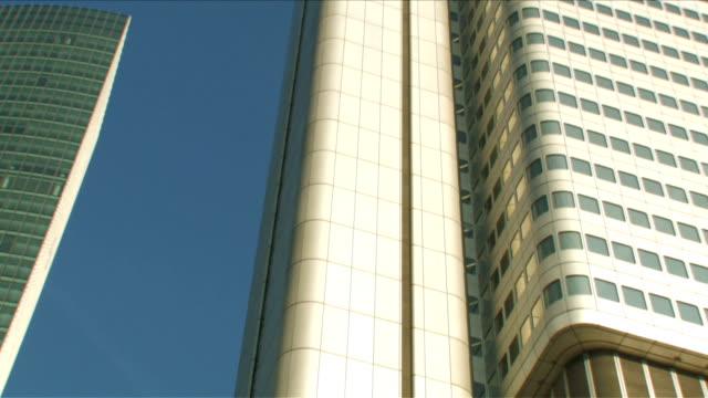Bürogebäude Finanzmetropole Frankfurt