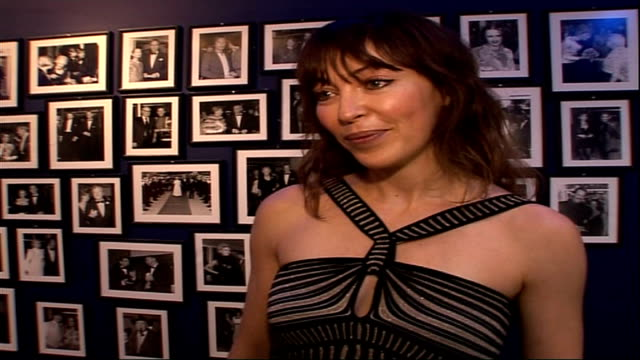 'Broken Lines' and 'Genova' premiere at the London Film Festival Doraly Rosa interview SOT Enjoys getting dressed up for premieres / Enjoying London...