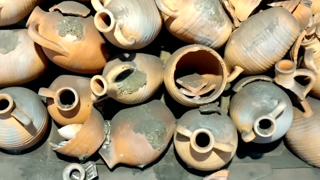 broken pottery - plant pot stock videos & royalty-free footage