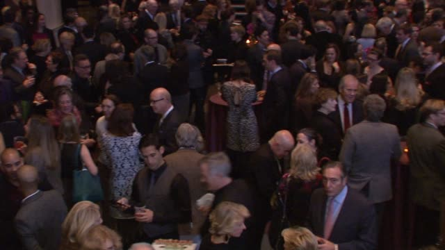 roll and atmosphere at harold and mimi steinberg charitable trust hosts 2014 steinberg playwright awards at lincoln center theater on november 17,... - scriptwriter stock videos & royalty-free footage