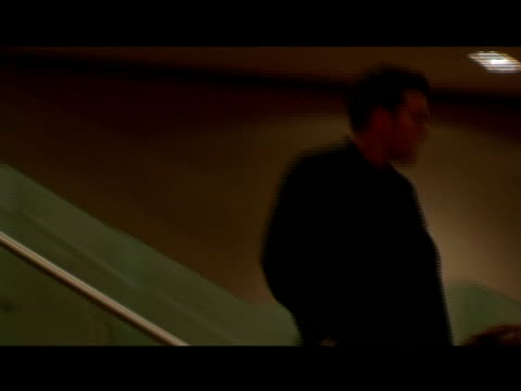 broll ms matt dillon walking down steps of new york city movie theater - actor stock videos & royalty-free footage