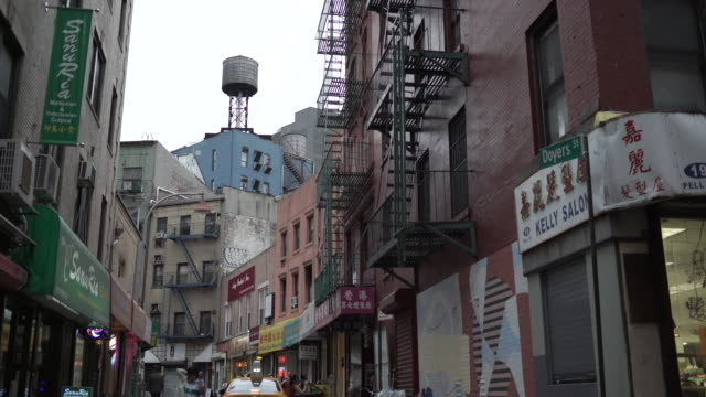 b-roll of chinatown in nyc 1 - chinatown stock videos & royalty-free footage