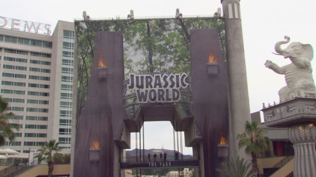 BRoll Premiere Jurassic World part 4/7