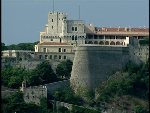 broll shots of scenes around monte carlo - monte carlo stock videos & royalty-free footage