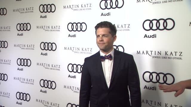 Bronson Green at the Audi And Martin Katz Celebrate The 2012 Golden Globe Awards in West Hollywood CA