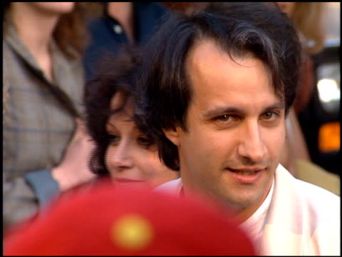 bronson pinchot at the 'beverly hills cop 3' premiere at grauman's chinese theatre in hollywood california on may 22 1994 - mann theaters video stock e b–roll